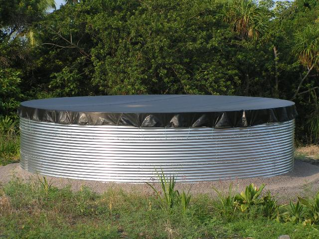 The Bottom Water Tank